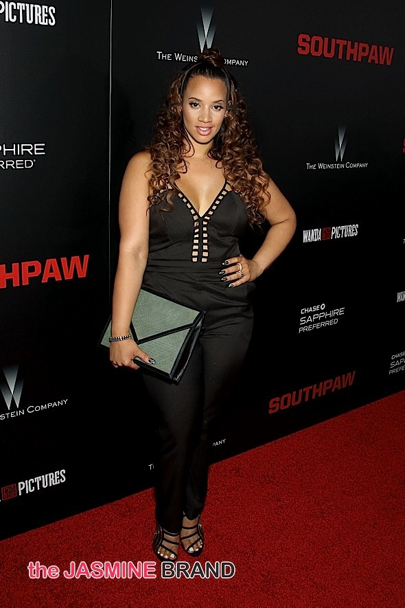 """New York Premiere of The Weinstein Company's """"SOUTHPAW"""" Presented by Chase Sapphire Preferred"""