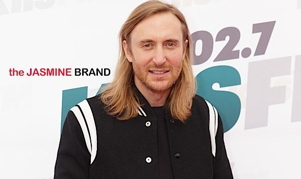 (EXCLUSIVE) David Guetta Slapped With $6 Million Dollar Lawsuit, Accused of Stealing Music for #1 Song
