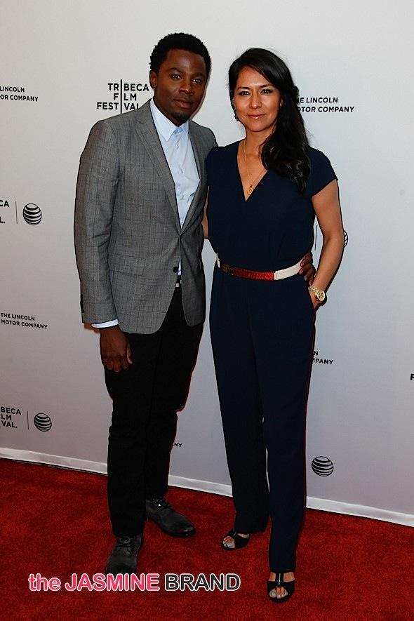 Derek Luke & Wife Sophia Adella Luke