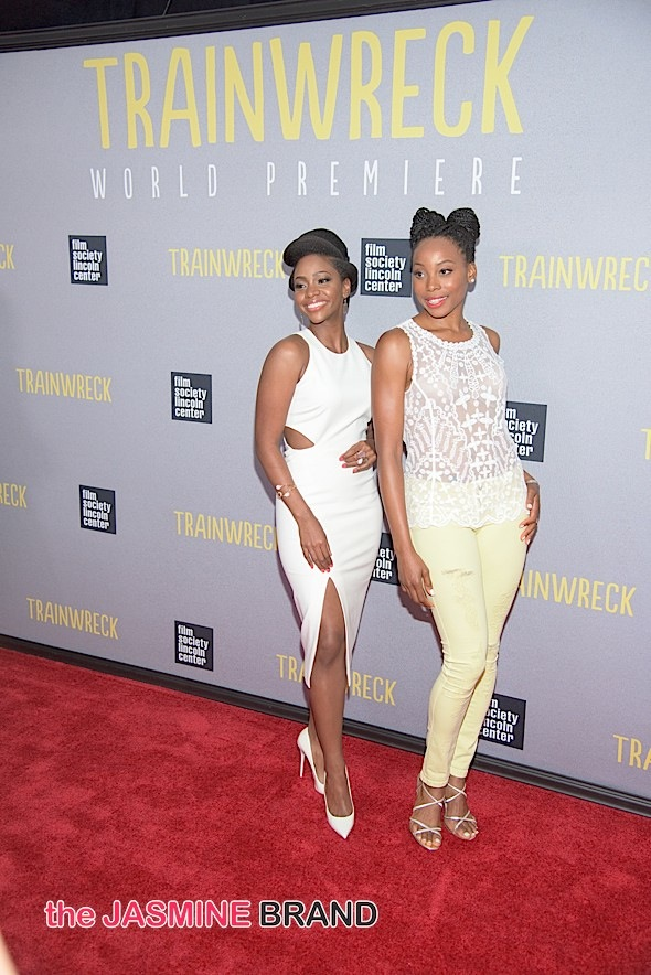 Erica Ash and Tiana Paris