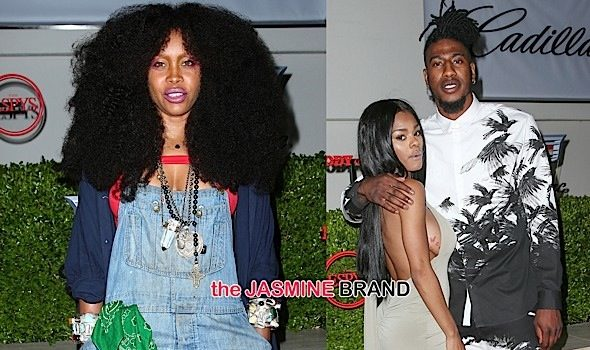 Erykah Badu, Teyana Taylor & Iman Shumpert Hit 'Body at ESPYs' Party [Photos]