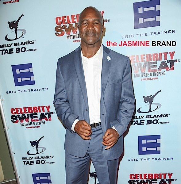 EXCLUSIVE: Evander Holyfield Hit w/ 2 Tax Liens