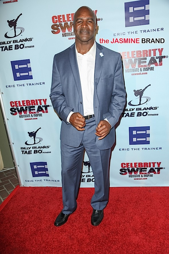 EXCLUSIVE: Evander Holyfield Says Movers Holding His Property Hostage