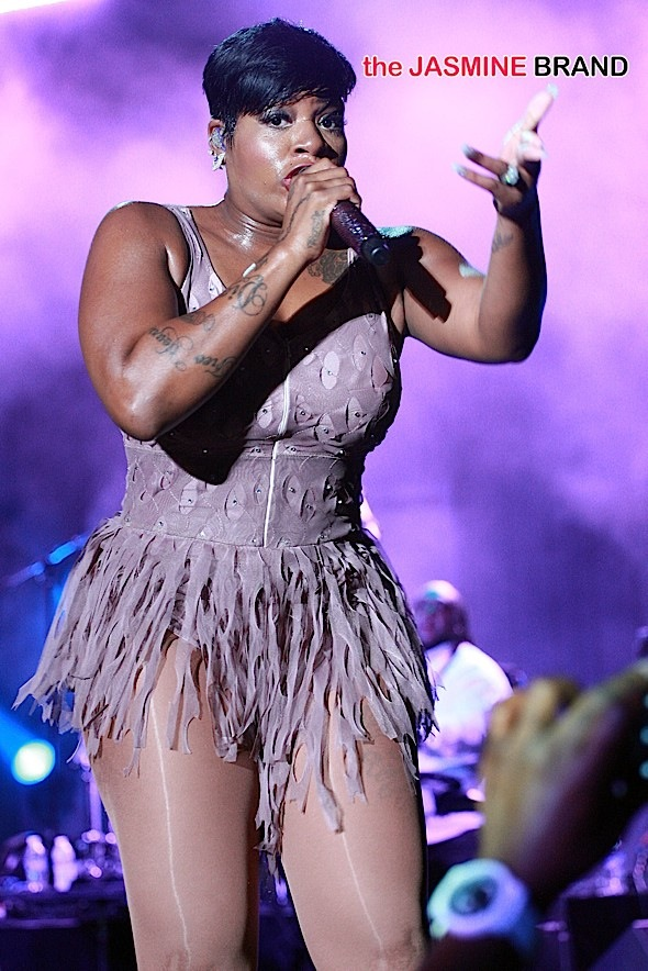 INF - Fantasia Barrino Performs In Philadelphia