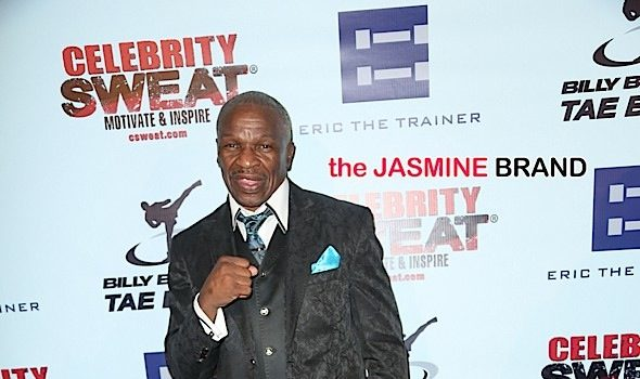 Floyd Mayweather Sr. Secretly Got Married In February