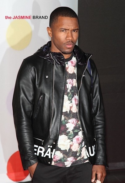 Frank Ocean Doesn't Believe In The Grammys, Experienced Writer's Block & Hasn't Been In Love Since 2012