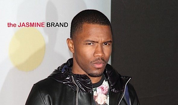 Frank Ocean Comes Out of Hiding, Pens Open Letter to Prince