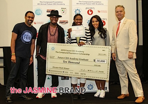 NeYo Presents The Future CEO Academy [Photos]