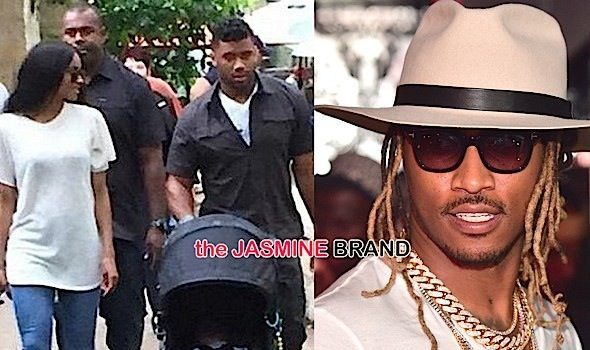 Future Says Ciara Brought Russell Wilson Around Their Son Too Soon: Leave my son out of the publicity stunts. [VIDEO]