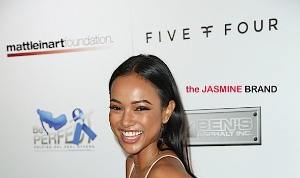 Karrueche Tran Cast In TNT 'Claws'