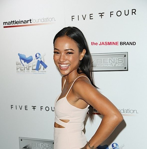 Karrueche Opens Up About Dating Women – If I Found The Right Girl, I'd Do It Again!