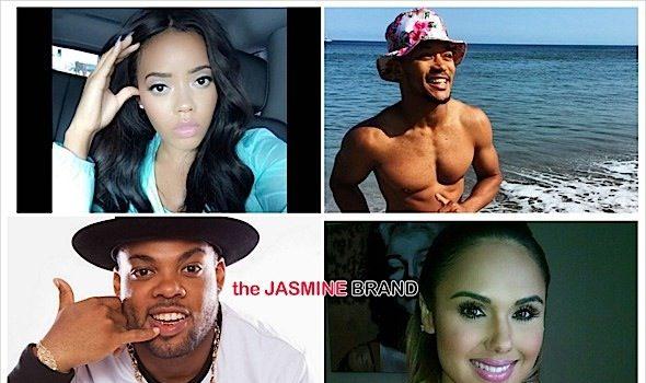"Angela Simmons, Romeo Miller, Damon ""Boogie"" Dash Snag New Reality Show, 'Growing Up Hip Hop'"