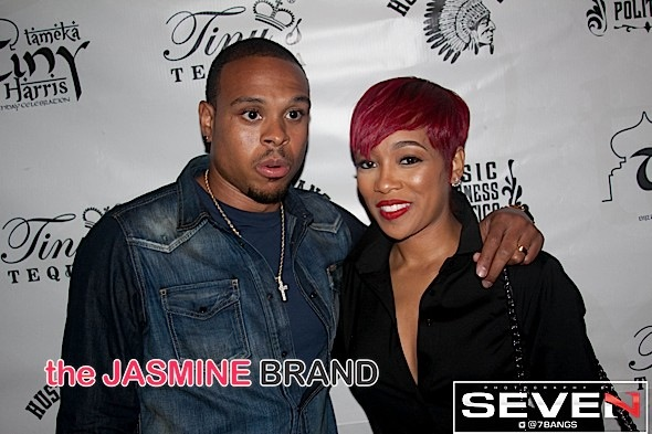 Shannon Brown & Monica