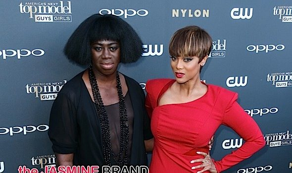 Tyra Banks Hosts 'America's Next Top Model' Premiere Party [Photos]