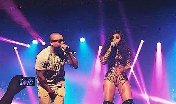 Ashanti & Ja Rule Are 'Working On Music' For Future Joint Album