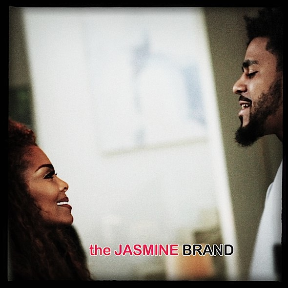 "Watch Janet Jackson and J. Cole's ""No Sleeep"" Video"