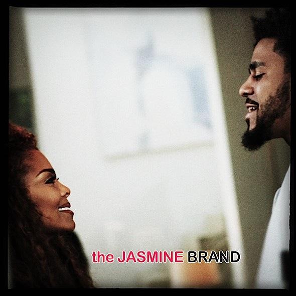 Janet Jackson, J.Cole