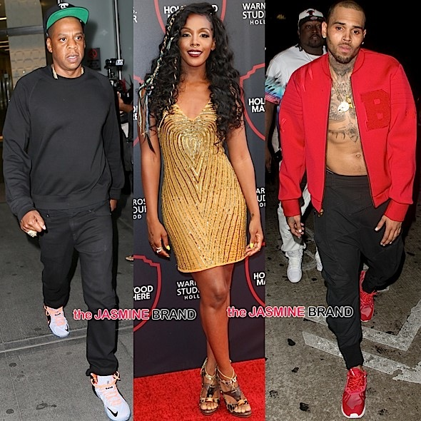 Celebrity Stalking: Jay Z, Dawn Richard, Chris Brown, Kris Jenner, Kendall Jenner, Marlon Yates [Photos]
