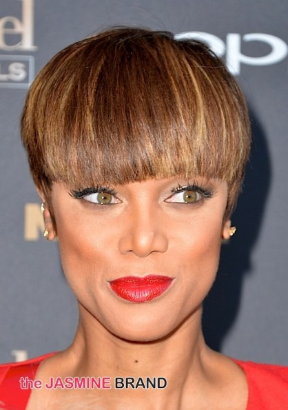 Tyra Banks Launching Skincare Line