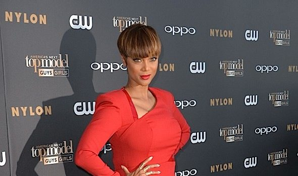 Tyra Banks Says Goodbye to 'America's Next Top Model'