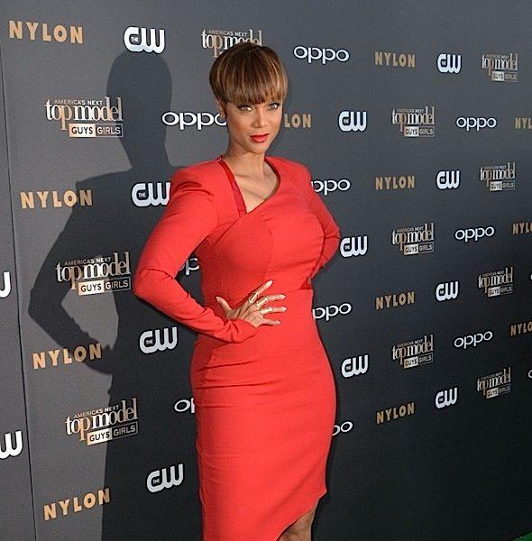 Tyra Banks Says Goodbye to 'America's Next Top Model'