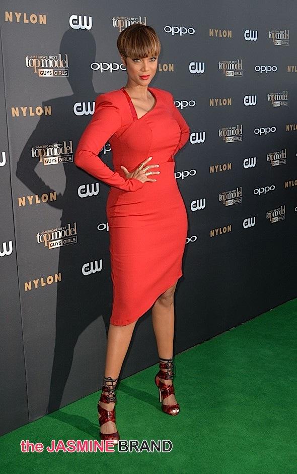 """America's Next Top Model"" Season 22 Premiere Party - Arrivals"