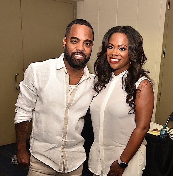 Real Housewives of Atlanta's Kandi Burruss & Todd Tucker Are Pregnant! [Ovary Hustlin']