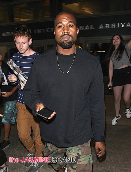 Kanye West Suffers From Paranoia