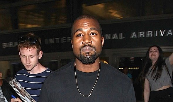 (EXCLUSIVE) Kanye West Hit w/ $2.5 Million Lawsuit Over 'Yeezus' Song