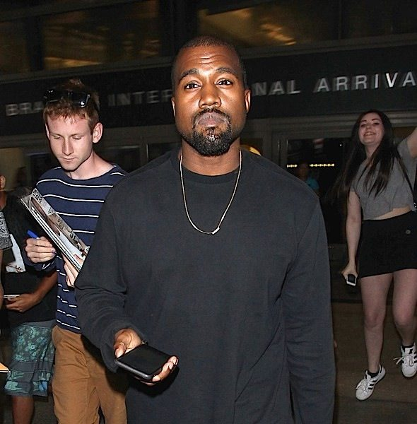 Kanye West Splits With Manager