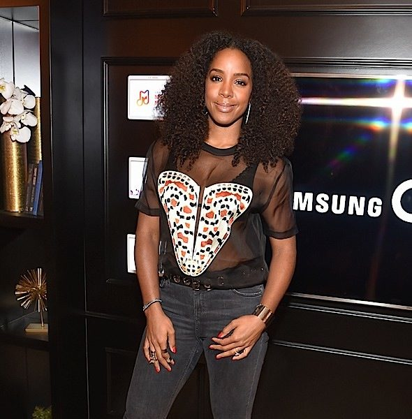 Kelly Rowland Teases New Song, Preps For 'Empire' [VIDEO]