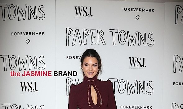 Kendall Jenner Hit with Cease & Desist Over Radio Show