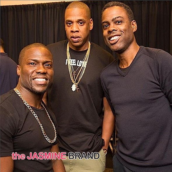 Kevin Hart-Jay Z-Chris Rock-What Now Tour-the jasmine brand