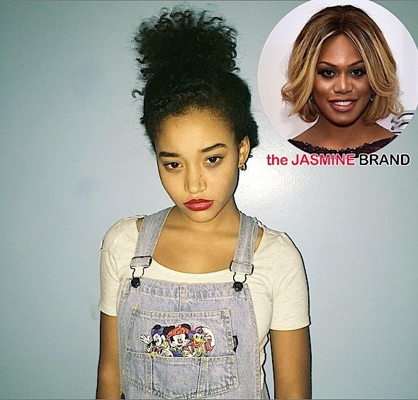 Laverne Cox-Amandla-cornrow controversy-the jasmine brand
