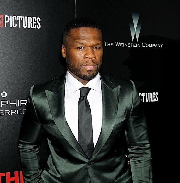 50 Cent Snagz Exclusive Deal With Starz Network