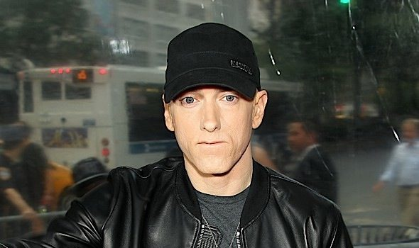 Eminem Denies Using 'Gunshot' Sound Effects At Concert