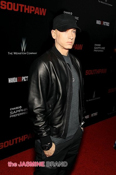 "New York Premiere of The Weinstein Company's ""SOUTHPAW"" Presented by Chase Sapphire Preferred"