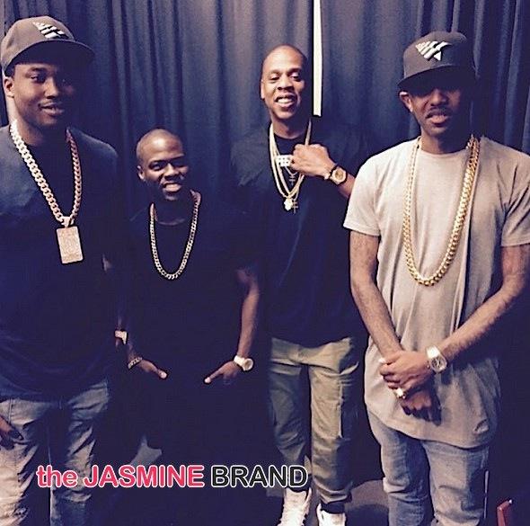 Meek Mill-Kevin Hart-Jay Z-Fabolous-the jasmine brand