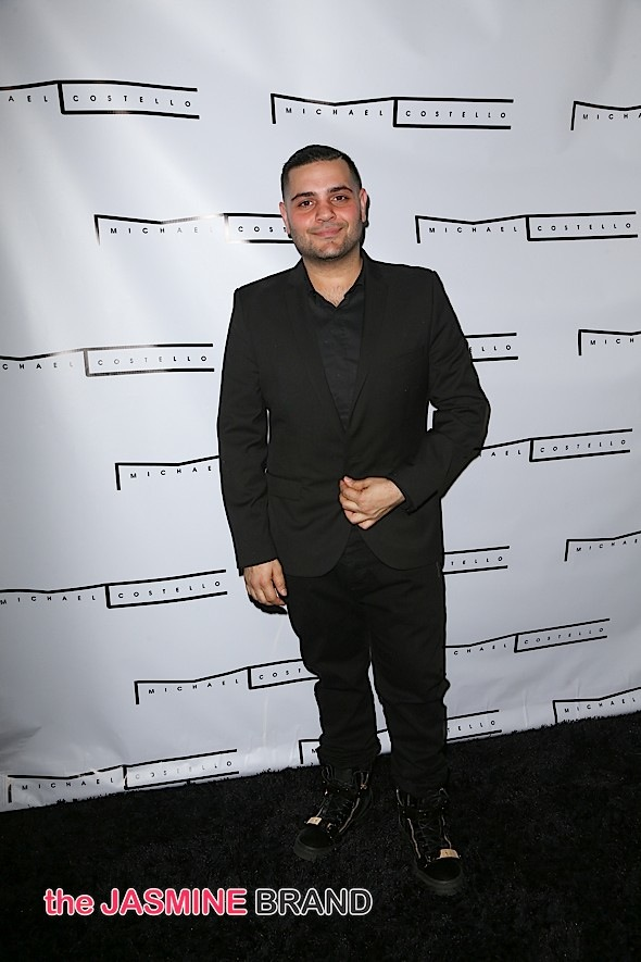 Michael Costello and Style Public Relations 2015 Pre-Fall Capsule Collection Launch Party - Arrivals