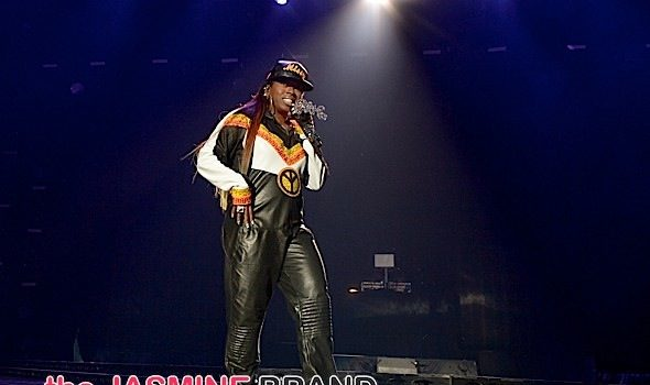 Missy Elliott Inducted Into Songwriter's Hall of Fame