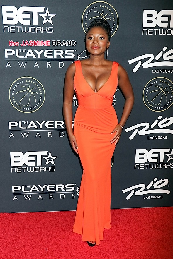 Bet S 1st Annual Players Awards Allen Iverson Amp Wife