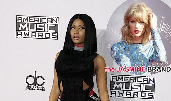 Nicki Minaj Frustrated About Being Overlooked By VMA's: It's a double standard! + Taylor Swift Chimes In