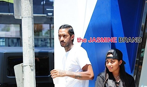 Nipsey Hussle & Lauren London In Fender Bender, Chanel Iman Lunches With NBA Boyfriend + Kendall & Kylie Jenner Hit Lady Liberty Building [Photos]