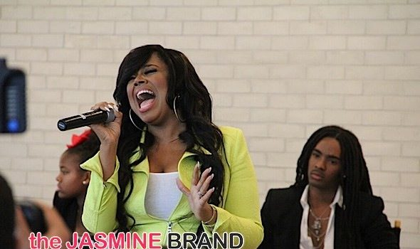 Flex & Shanice Host Private Screening + Shanice Performs New Music!
