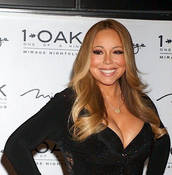 Mariah Carey: I've always had low self esteem.