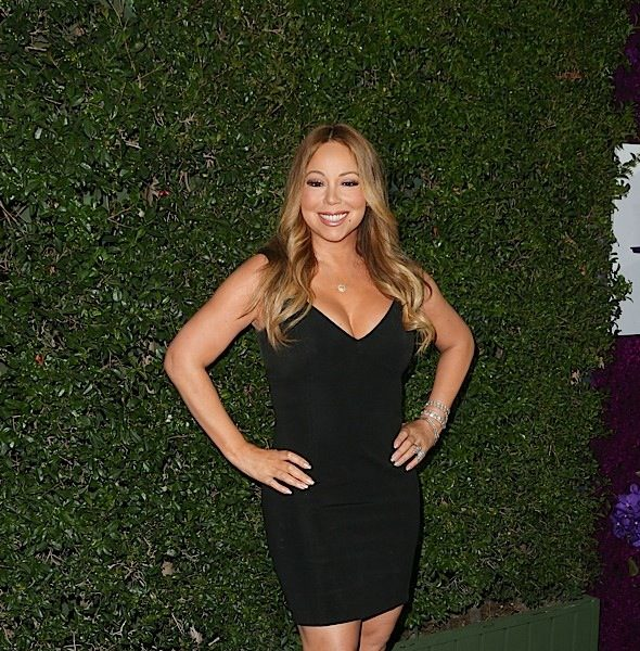 Mariah Carey To Make Directorial Debut + Singer Hits TCA's [Photos]