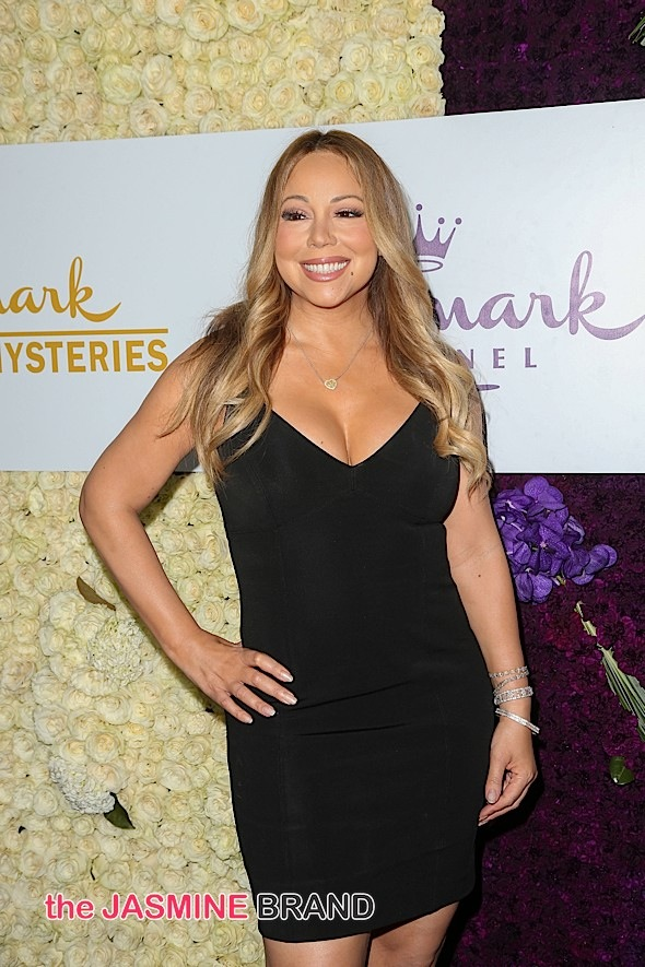 Mariah Carey's LA Mansion Robbed