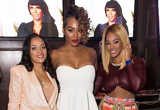 Malaysia Pargo, Brandi Maxiell & Patrice Curry Host 'Basketball Wives LA' Party [Photos]
