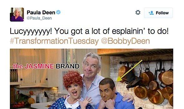 Paula Deen Posts Brown-Face Photo, Fires Social Media Manager After Backlash