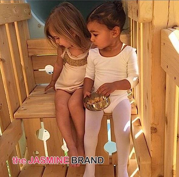 Penelop Kardashian-North West-the jasmine brand